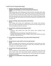 23+ Pertanyaan tentang anjak piutang ideas in 2021