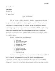 Apples Target Market Apple Inc. Case Study