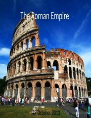 05 The Roman Empire