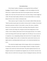 history 105 analytical essay Need writing music essay  (105) nigerian literature  thesis statement that includes details and the history of music types of music.