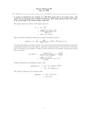 Exam03_Sol2 Physics