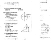 trig limit questions