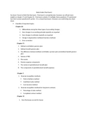 Study Guide-2