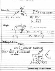 PHYS 2101 Notes: Energy, Work, Center of Mass.pdf