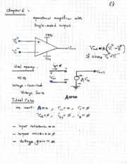 Topic 10 - Opamp with Single-Ended Output