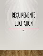 T4 - REQUIREMENTS ELICITATION 2.pptx