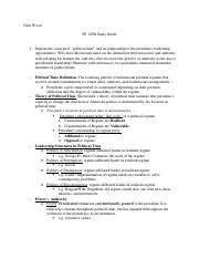 PS 140B Final Study Guide.docx