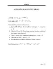 BPBE 315 EXAMPLE Questions