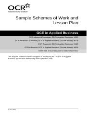67669-unit-f249-a-business-plan-for-an-entrepreneur-sample-scheme-of-work-and-lesson-plan.doc