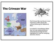 Crimean War-email