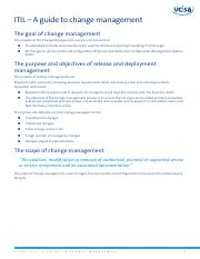 ITIL_a guide to change management pdf