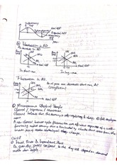 Aggregate supply and demand Lecture 8 Class Note