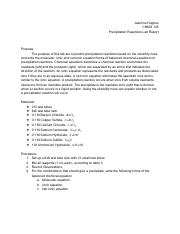PrecipitationRXSLabReport.pdf