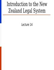 LAWS 121 2016 PP Lecture 14