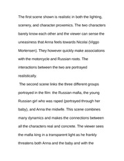 Essay on Russia