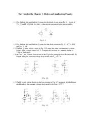 Exercises for Diode - 2014-2015.pdf