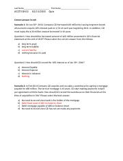 Spring15 ACT510-02 Quiz 02-11 CH4 BS-solution.docx