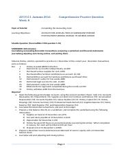 Practice question - SOLUTION Worksheets and posting (1)
