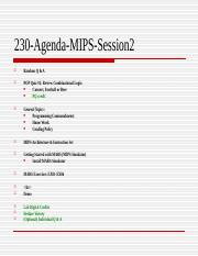 230-Agenda-MIPS-session2.ppt