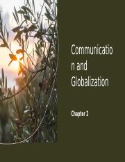 Communication and Globalization.pptx