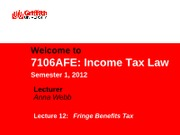 7106AFE - Lecture12