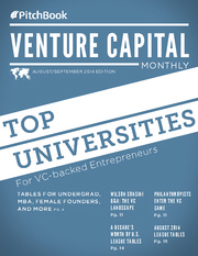 PitchBook_Venture_Capital_Monthly_AugustSeptember_2014