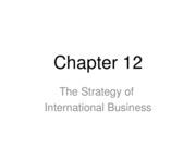 Chapter 12 Student F09 MGT 302
