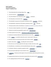 Unit 2, Chapter 3 Review Questions with Answers.doc