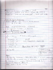 Notes Classes 5 and 6 ( law of total probability)