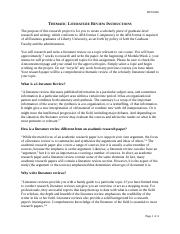 Thematic_Literature_Review_Instructions