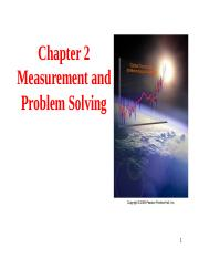 Ch 2 Measurements(1)