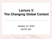 GEOG101_-_Lecture_03