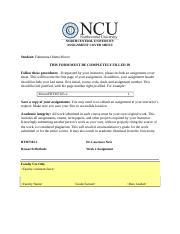 Ncu dissertation tips public images Northwestern Christian University Worldwide Dr  Melinda Riccitelli
