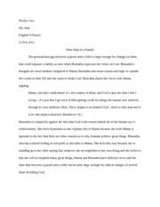 a raisin in the sun literary analysis essay