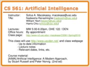 Lecture-02-Intelligent Agents