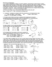 Trig Review-Final copy