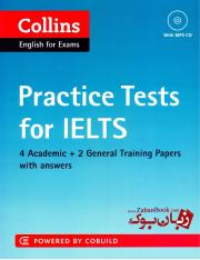 Collins-Practice Tests for IELTS pdf - | Course Hero