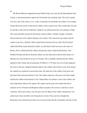 boston massacre study resources 3 pages boston massacre essay