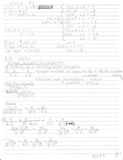 8.3 Partial Fraction Decomposition