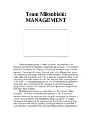 the competitors in a main strategic group management essay One of the big issues in strategic management is that we are  what is a strategic group  what are the three main reasons that a.