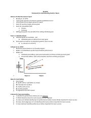 Lecture 6 Framework to Understanding Goals in Teams .docx