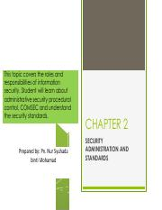 DFS4023_CHAPTER 2_Security administration and standards_NEW.pdf