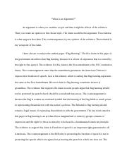 argumentative essay on police brutality
