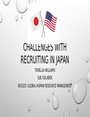 Challenges with Recruiting in japan.pptx