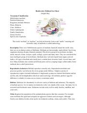 Factsheet for Mollusks.pdf