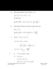 exam 5 solutions