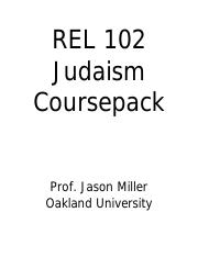 REL course pack