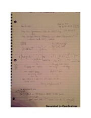 Units of chemistry notes