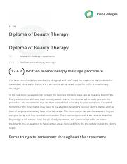 12.6.3 Written aromatherapy massage procedure.pdf