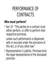 Contract Act Part 3